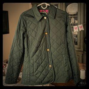 C. Wonder lightweight quilted jacket.